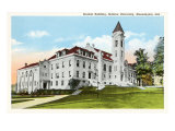 Student Building, University, Bloomington, Indiana Print
