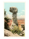 Thor's Hammer, Grand Canyon Art