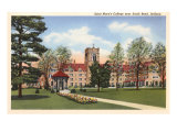 St. Mary's College, South Bend, Indiana Print