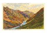 Snake River, Idaho Print