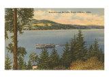 Seeweewana, Lake Coeur d'Alene, Idaho Posters
