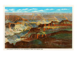 View from North Rim, Grand Canyon Poster