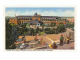Hotel El Tovar, Grand Canyon Print