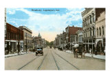 Broadway, Logansport, Indiana Prints