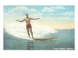 Surfer, Hawaii Prints