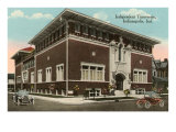 Independent Turnverein, Indianapolis, Indiana Prints
