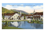 Challenger Inn, Sun Valley, Idaho Prints