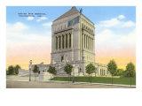 War Memorial, Indianapolis, Indiana Prints