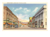 Center Street, Pocatello, Idaho Prints