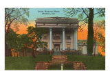 Lanier Home, Madison, Indiana Posters