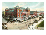 Tomlinson Hall, Indianapolis, Indiana Prints