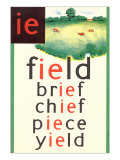 IE for Field Posters