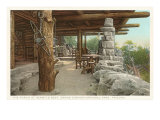 Hermit's Rest, Grand Canyon Prints