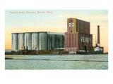 Peavey Grain Elevator, Duluth, Minnesota Prints