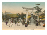 Minatogawa Shrine, Kobe, Japan Posters