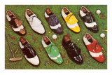Golf Shoes Photo