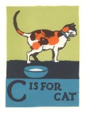 C is for Cat Prints