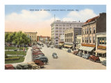 Square, Marion, Indiana Prints