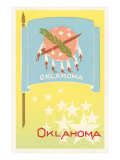 Flag of Oklahoma Posters