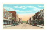 Downtown Centralia, Illinois Print