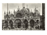 St. Mark's Basilica, Venice, Italy, Photo Plakater