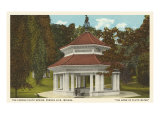 Pluto Spring, French Lick, Indiana Prints