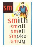 SM for Smith Art