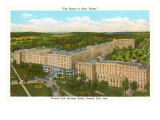 French Lick Springs Hotel, Indiana Prints
