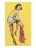 French Dressing, Pinup Posters
