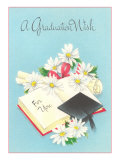 A Graduation Wish, Book Prints