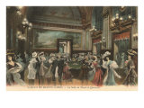 Casino, Monte Carlo Prints