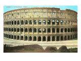 Coliseum, Rome, Italy Print