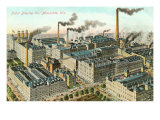 Pabst Brewing Company, Milwaukee, Wisconsin Posters