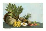 Hawaiian Tropical Fruits Photo