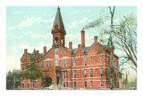 Drake University, Des Moines, Iowa, Art Print