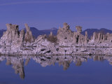 Mono Lake, South Tufa Reserve, California, USA Photographic Print by Julie Bendlin