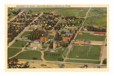 University of Idaho, Southern Branch, Pocatello, Idaho Prints