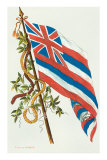 Flag of Hawaii Prints