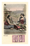 Indonesian Game of Chance Prints