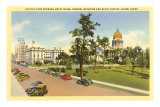 State Capitol, Boise, Idaho Posters