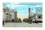 Michigan Street, South Bend, Indiana Prints