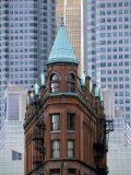 Old Building, Toronto, Canada Photographic Print by Michael DeFreitas