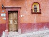 Casa De La Cuesta, San Miguel, Guanajuato State, Mexico Photographic Print by Julie Eggers