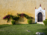 Spanish Colonial Church, Valladolid, Yucatan, Mexico Photographic Print by Julie Eggers