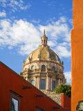 Templo Las Monjas, San Miguel De Allende, Guanajuato State, Mexico Photographic Print by Julie Eggers
