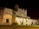 Convent of San Bernardino De Siena, Valladolid, Yucatan, Mexico Photographic Print by Julie Eggers