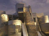 Frank Gehry's Weisman Museum, Minneapolis, Minnesota, USA Photographic Print by Julie Bendlin