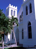 Colonial Architecture, Key West, Florida, USA Photographic Print by David Herbig