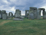 Stonehenge, Avebury, Wiltshire, England Photographic Print by David Herbig