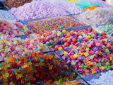 Candies For Sale, San Miguel De Allende, Guanajuato State, Mexico Photographic Print by Julie Eggers